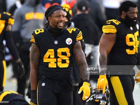 Bud Dupree on Pittsburgh: 'Once they accept you in that city, they accept you forever'
