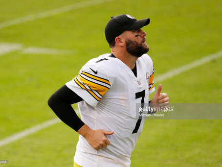 La Canfora says Father Time has been 'whipping up on Roethlisberger' the last few years
