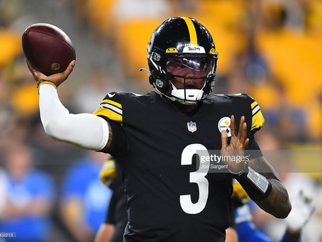 Some believe that Dwayne Haskins can become QB2 if he shows out on Friday night