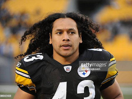 Troy Polamalu says his two sons are 'Yinzers' and want to move back to Pittsburgh already