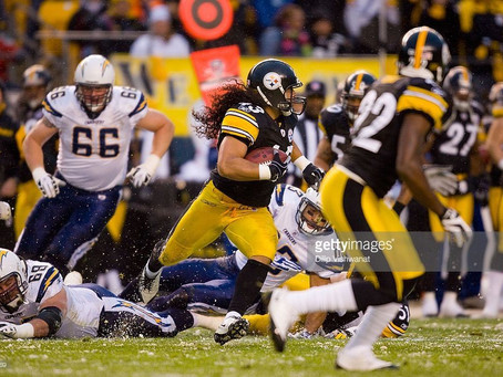 Troy Polamalu tests positive for COVID-19 ahead of Pro Football Hall of Fame  enshrinement ceremony