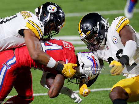 Is Avery Williamson signaling a return to the Steelers?