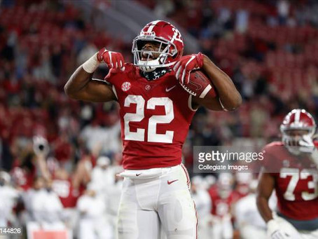 How Najee Harris Could Impact the Steelers Offense