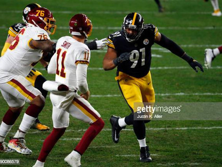 Mike Tomlin: 'Stephon Tuitt has been a dominant force for us all year'