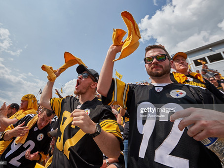 Steelers are the 14th most valuable franchise in the NFL at $3.43 billion, according to Forbes