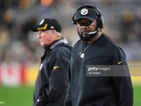 Mike Tomlin was reportedly screaming at the officials in the tunnel after last night's game