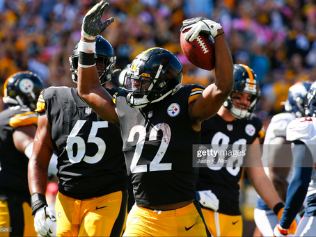 Steelers-Broncos report card. The skill players came up big