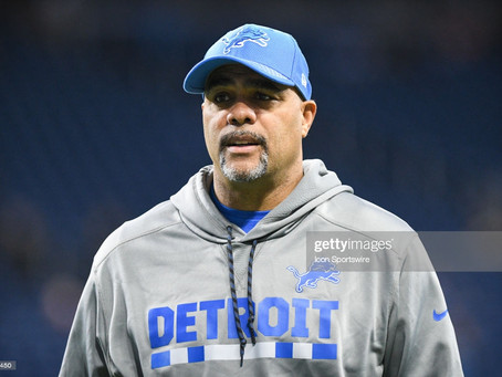 Teryl Austin is reportedly interviewing with the Titans today to be their DC