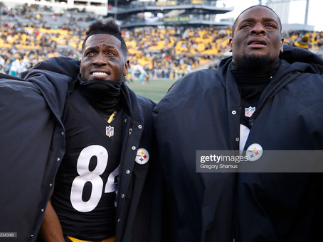 Steelers connections to the teams that are playing on Championship Sunday