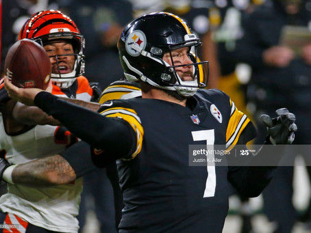 Should the Steelers force Ben Roethlisberger to retire?