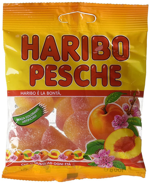 HARIBO PESCHE 100G