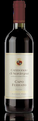 Vino Cannonau di Sardegna Capo Ferrato Castiadas 750ml