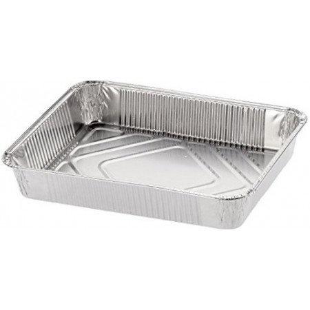 contenitori alluminio 4 porzioni 10Pz