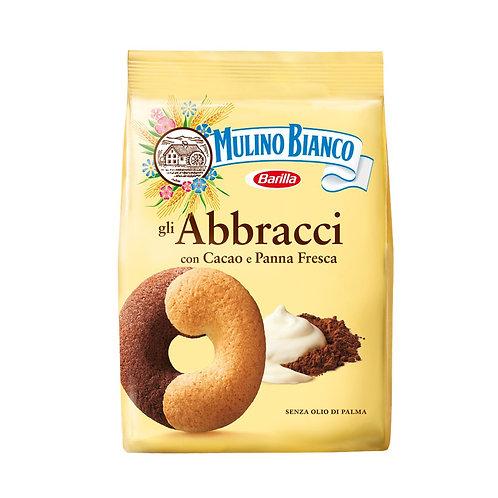 biscotti abbracci mulino bianco