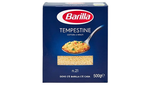 pasta tempestine barilla 500g