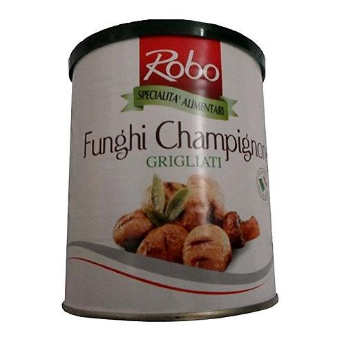 Funghi Champignon grigliati 750 g