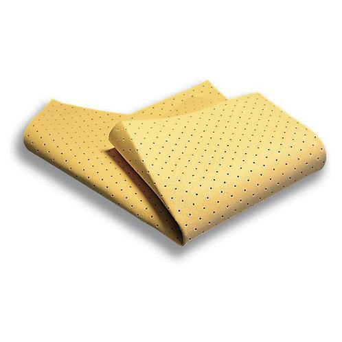 panno di cotone forato arix multiuso resinato gliss 35x40cm