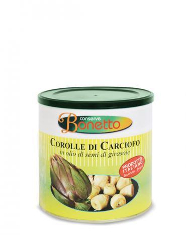 Corolle di carciofi 2400g Bonetto / Robo