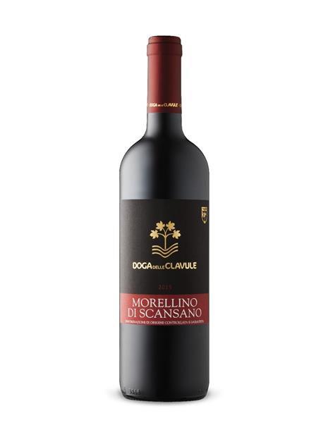 vino morellino di scansano doga delle clavule 75cl