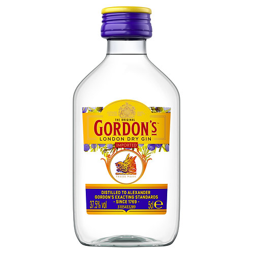 Gin Gordon's 5cl miniature
