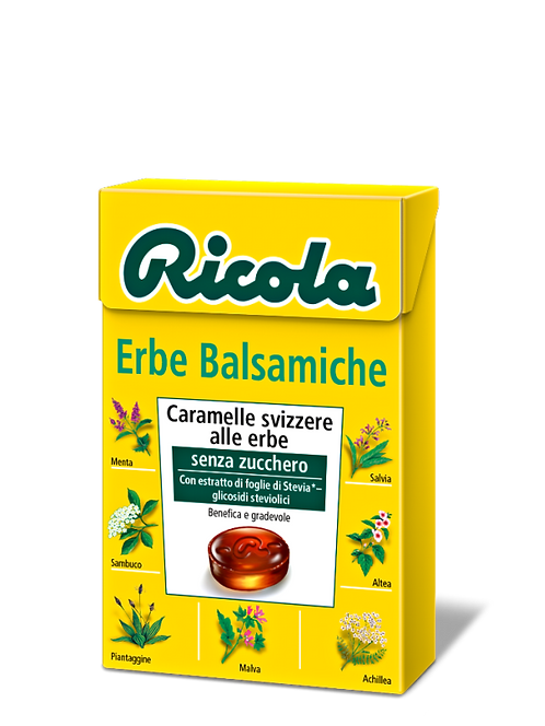 RICOLA ERBE BALSANICHE