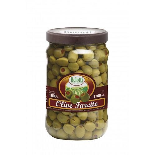 Olive verdi farcite 1600g