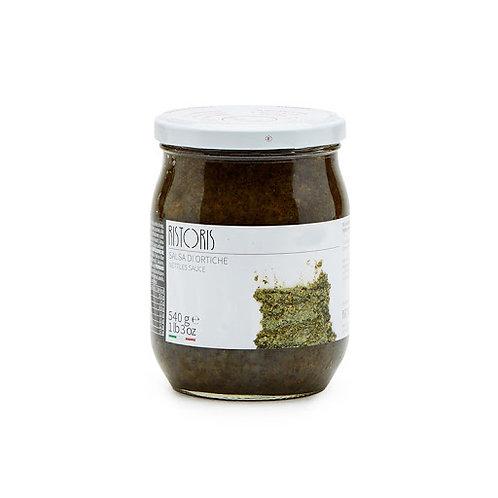 salsa alle ortiche 540g