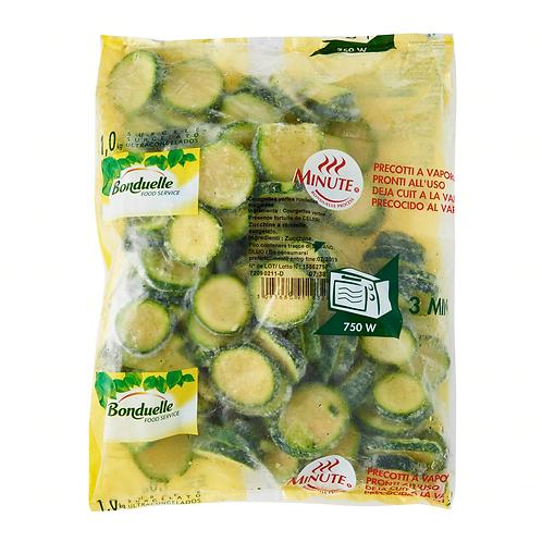Zucchine a rondelle 1kg Bonduelle minute