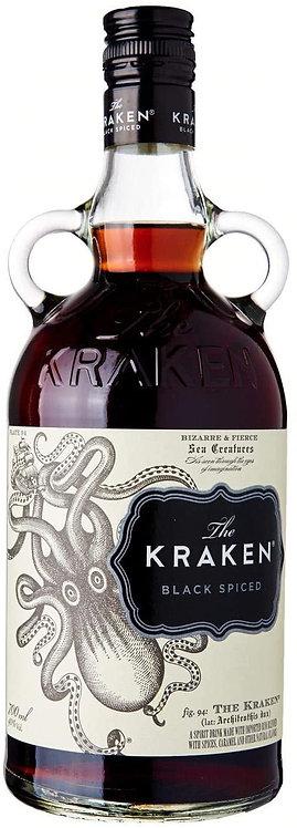 Rum The Kraken Black Spiced 700ml