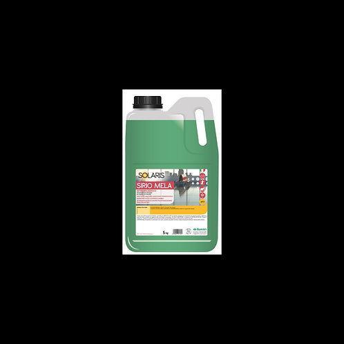Detergente alcolico Sirio Mela 5kg