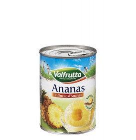 ANANAS ALLO SCIROPPO VALFRUTTA 565g e