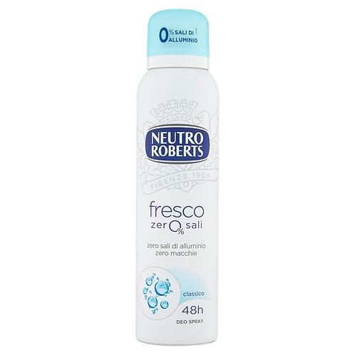 Neutro Roberts deo spray fresco classico 150ml