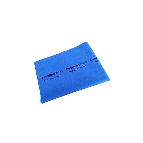 panno eudorex pro microblu vetri 40X53 Confezione 5Pz