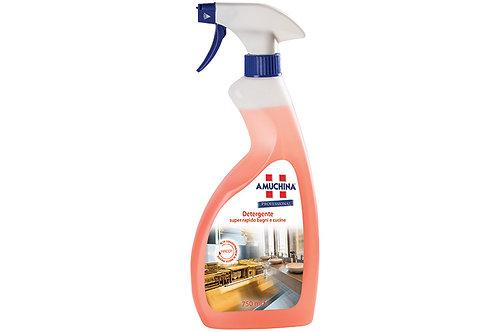 Amuchina detergente bagni e cucine 750ml