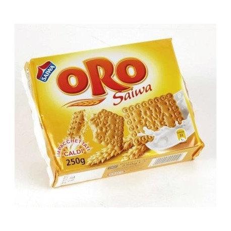 biscotti oro saiwa 250g