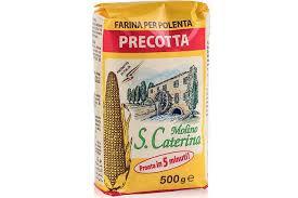FARINA MAIS PRECOTTA 500g MOLINO S. CATERINA