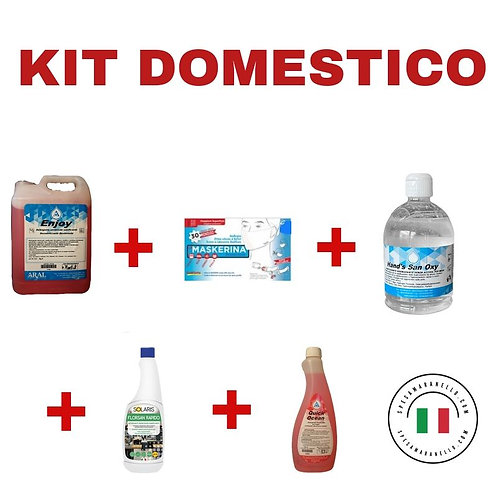 Kit Domestico