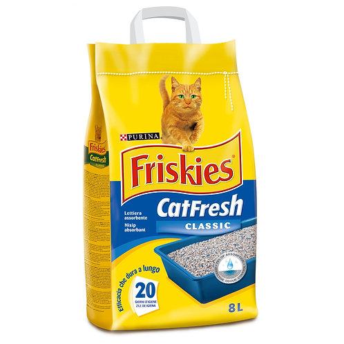 FRISKIES CAT FRESH LETTIERA KG.5