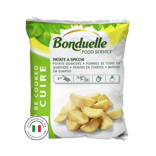 Patate a spicchi 1kg Bonduelle