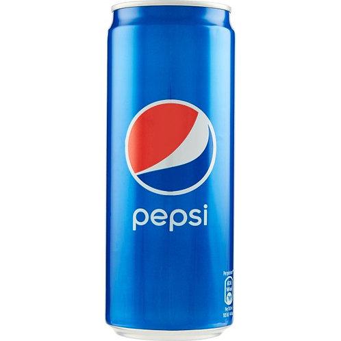 Pepsi cola lattina 33cl