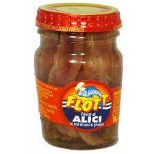 ALICI FILETTI FLOTT ISOLA 78g