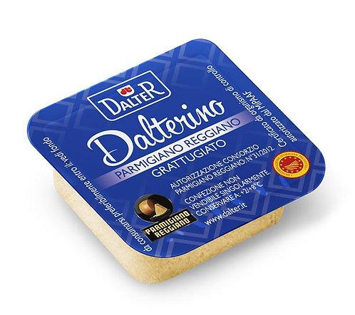 parmigiano reggiano grattugiato dalterino 5g monodose