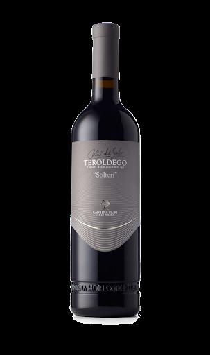 """Vino Teroldego Vini del Gelso """"Solteri"""" 75cl"""