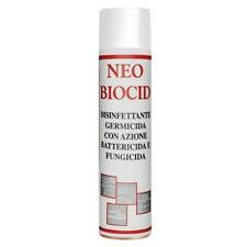 Disinfettante spry germicida con azione battericida neo biocid 520ml