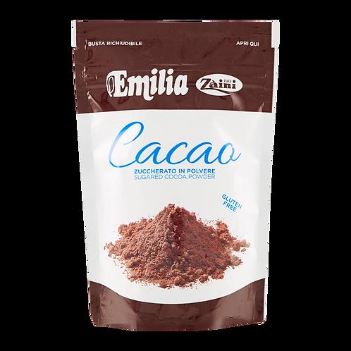 cacao zuccherato in polvere 150g
