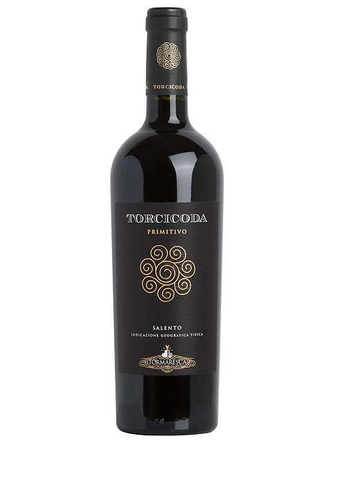 Vino Primitivo del Salento Torcicoda 75cl