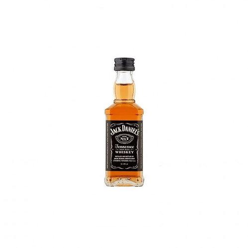 Jack Daniel's 5cl miniatur