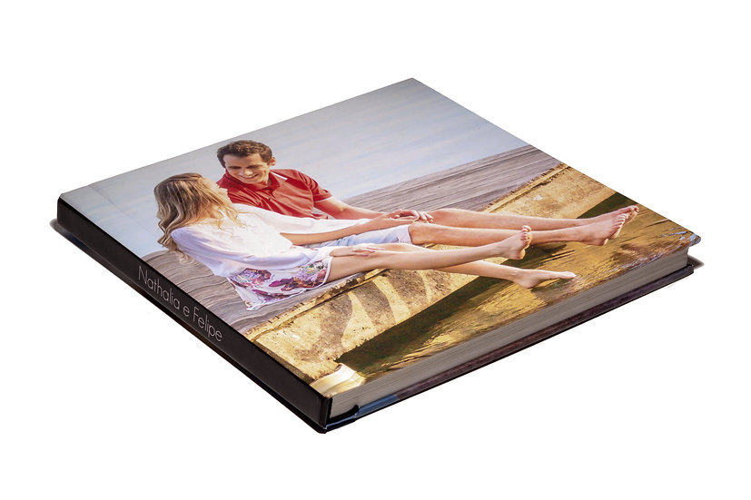 Foto Livro 50X25cm Aberto 2020