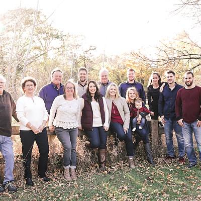 The Gereau Family