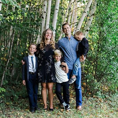 The Marek family